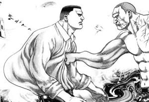 高校鉄拳伝タフのシステマ使いの描写も、割と特徴を捉えていると思います。