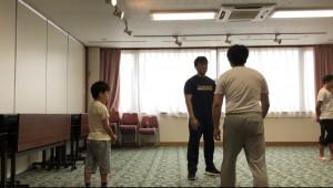 【7/27(土)システマ南埼玉の練習風景②】 続いて、「第2のワーク」。