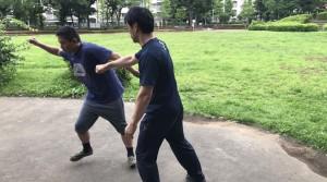 広い公園の気持ちよい環境の中で、スカッと爽快にストライクの練習をしましょう!