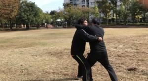 【11/2(土)システマ南埼玉の練習風景⑦】 ラストは、YさんとSさんのナチュラルヘビー対決。